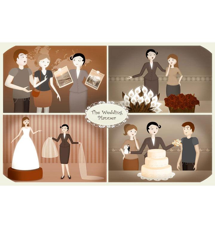 Organisatrice de Mariage Professionnelle